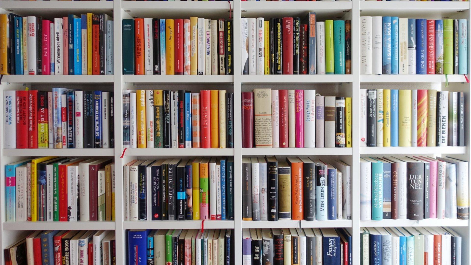 Zelf Gepubliceerde Boeken In Bibliotheken Krijgen